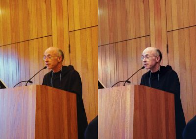 Fr. Dale Welcomes Institute Guests_before+after-rgb
